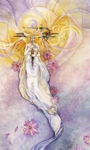 Four of Swords - Shadowscapes Tarot