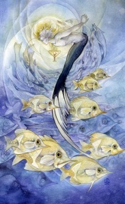 Nine of Cups - Shadowscapes Tarot