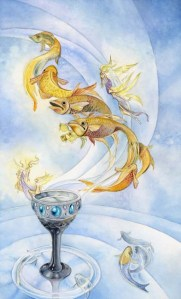 Ace of Cups - Shadowscapes Tarot