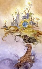 Ten of Wands - Shadowscapes Tarot