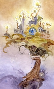 Ten of Wands - Shadowscapes Tarot