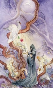 Two of Swords - Shadowscapes Tarot