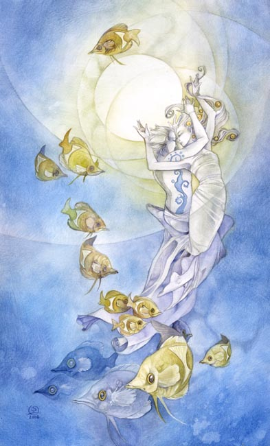 Ten of Cups - Shadowscapes Tarot