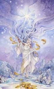 The Star - Shadowscapes Tarot