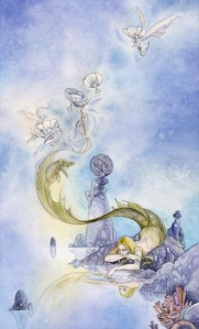 Four of Cups - Shadowscapes Tarot